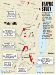 waterville traffic study
